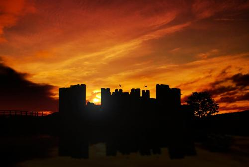 castle-silouette